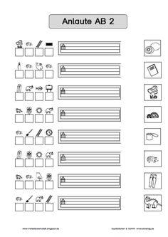 die 324 besten bilder von 1 klasse deutsch day care learning letters und primary school. Black Bedroom Furniture Sets. Home Design Ideas
