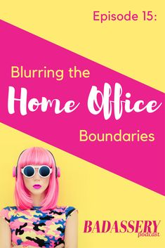 Are you a work at home mom? Being your own boss has tons of rewards, but it also has it's struggles. On this episode the Badassery co-hosts dive into the highs and lows of being a work at home mom. Running your own business from our home office can be stressful and yet so much fun.