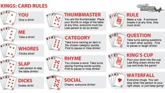 We called this game ring of fire and wed play with 3-4 due is of cards! I've looked everywhere for this!!