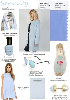 Oh to Be a Muse   Bay Area Fashion Blogger Inspiring Style: Pantone: Rose Quartz & Serenity