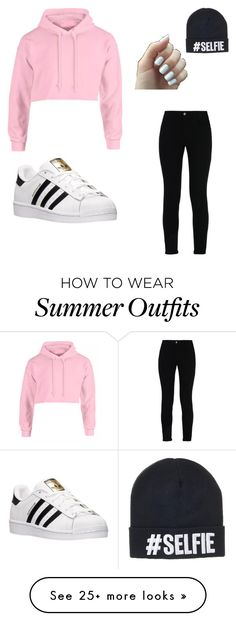 """Bæ's Outfit read D"" by linseyegm on Polyvore featuring STELLA McCARTNEY and adidas"