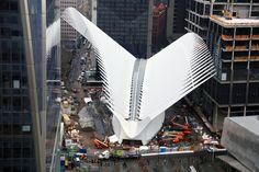 Gallery of World Trade Center Transportation Hub / Santiago Calatrava - 17
