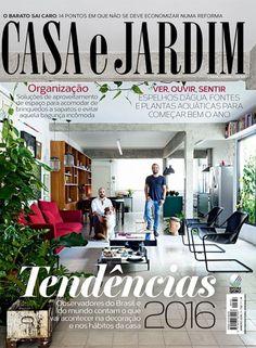 Casa e Jardim de janeiro (Edição 732)