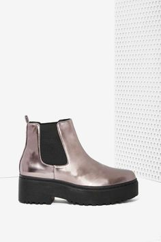 Jeffrey Campbell Universal Chelsea Boot | Shop What's New at Nasty Gal