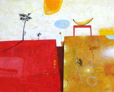 Pintura de Giancarlo Bertini.