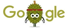 Day 15 of the 2016 Doodle Fruit Games! Find out more at g.co/fruit