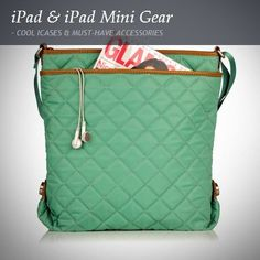 iPad & iPad Mini Gear - Cool iCases & Must-Have Accessories Fresh Outfits, Buy Shoes, Best Brand, Ipad Mini, Must Haves, Cool Stuff, Stuff To Buy, Diaper Bag, Fashion Online