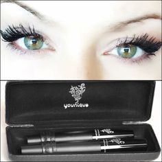 3D Mascara is the Greatest!!! www.youniqueproducts.com/PamKey