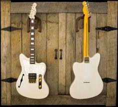 Stylish Handmade Interpretations of Old School Classics and New School Originals Music Instruments, Guitar, The Originals, Musical Instruments, Guitars