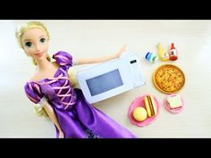 How to Make a Doll Microwave - SUPER EASY