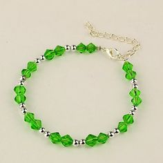 PandaHall Jewelry—Fashion Glass Bracelets with Plating Acrylic Beads| PandaHall Beads Jewelry Blog