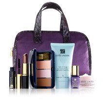 Estee Lauder 2012 Beauty Skincare Product 8 Pieces Gift Set Values $145 * This is an Amazon Affiliate link. Click image to review more details.
