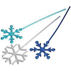 Snowflake Wands (1 dozen)