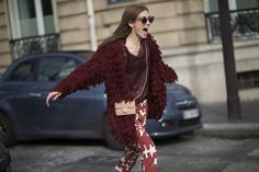 The Best Street Style Accessories We Saw at Paris Fashion Week: Just when we thought we'd seen every statement clutch and heel on the streets of New York, London, and Milan, Paris Fashion Week overloaded us with plenty of accessories we didn't see coming.