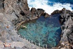 Piscinas naturales de San Juan de la Rambla, Tenerife