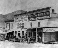 Image result for boomtown west 1800s