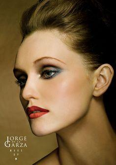 Jorge de la Garza Make Up otoño invierno 2008-2009
