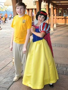 One of the most magical and teary stories I've ever read about the last person to ride Snow White's Scary Adventures before it closed.