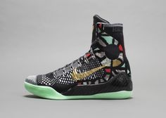 best website 705d2 dbc26 Today, Nike unveiled the 2014 NOLA Gumbo League Collection for NBA  All-Star, featuring new sneaker colorways for the LeBron KD VI and Kobe 9  Elite.