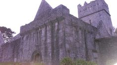 I was very excited when I got the call to go and investigate this beautiful abbey. Now in ruins, the abbey is still well worth a visit - it. Paranormal, Investigations, Irish, Ireland, To Go, Building, Travel, Beautiful, Viajes
