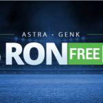 Asigurare de 25 ron la Sportingbet pentru Astra – Genk