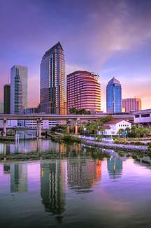 Top reasons to live in Tampa Bay