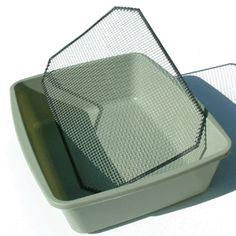 Litter Box and Screen Kit - Medium Size – BinkyBunny.com Online Store