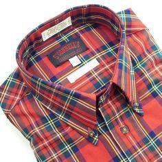 Viyella Sport Shirt - Royal Stewart Tartan (255406-02)