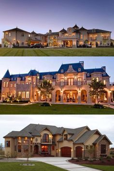 Mansions More