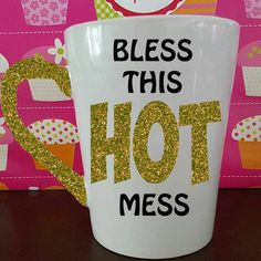 Check out this item in my Etsy shop https://www.etsy.com/listing/387149436/glitter-mug-glitter-dipped-mug-funny