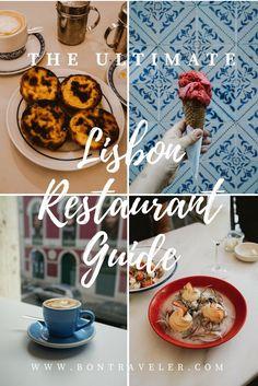 The Ultimate Lisbon Restaurant Guide - Bon Traveler