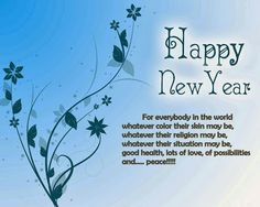 new year greeting cards 2014