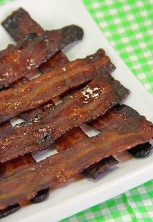 Jo and Sue: Guinness Candied Bacon
