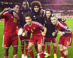 Thanks fans for this great evening! Next up: Israel.. #isrbel #tousensemble pic.twitter.com/ZJMGizoTBe