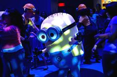Universal Studios -- Despicable Me Minion Mayhem at Universal Studios Florida