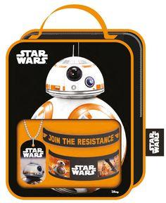 Star Wars Episode VII Geschenkbox BB-8 - Halskette & Armband