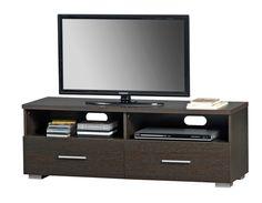 Rack para TV Chocolate  #Televisor #Mueble #Departamento