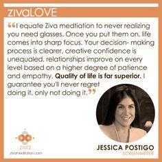Thanks for the #zivaLOVE, Jessica!