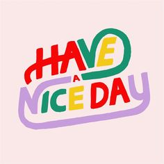 Have a nice day :) | Pinterest: Natalia Escaño