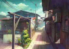 Peaceful Neighbourhood