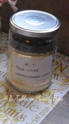 Plein d'idées de cadeaux gourmands faciles et pas chers, comme les kits de préparations en bocaux.