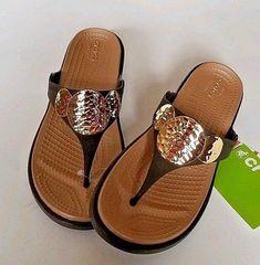 d783ecc93a8a New Womens Crocs Kadee II Flip Flops Sandals Paradise Pink Shoes