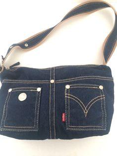 Levis Bag Jeans Denim Pockes Dedigner Fashion Hip Trendy  401831330925f