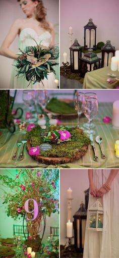 #stylemepretty whimsical wedding