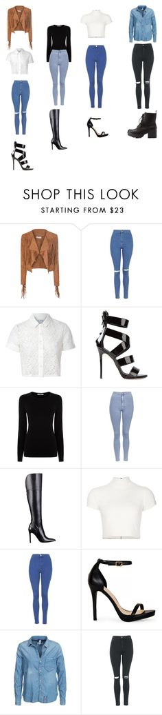 """Little Mix"" by nodemurelife ❤ liked on Polyvore featuring Glamorous, Topshop, Giuseppe Zanotti, Oasis, GUESS, Alice + Olivia, G-Star and Charlotte Russe"