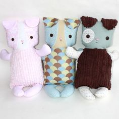 Baby toy pattern