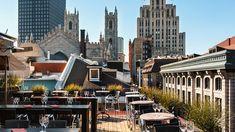 4 terrasses où boire un verre à Montréal