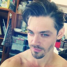 """1,220 Likes, 55 Comments - Tom Payne (@thetpayne) on Instagram: """"New job new hair!"""""""
