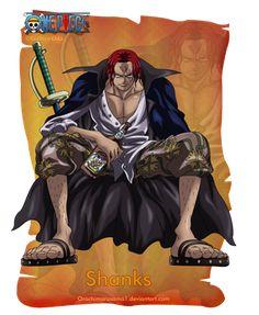 One Piece - Monkey D. Garp By Tekilazo300 & Bejitsu