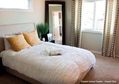 Landmark Homes - transitional - bedroom - other metro - Carpet Colour Centre - Carpet One Custom Mirrors, Transitional Bedroom, Carpet Colors, Interior Design, Centre, House, Colour, Furniture, Home Decor